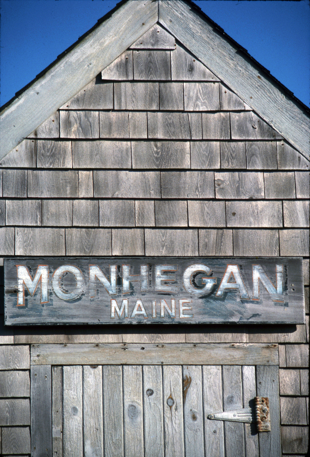 Welcome to Monhegan!