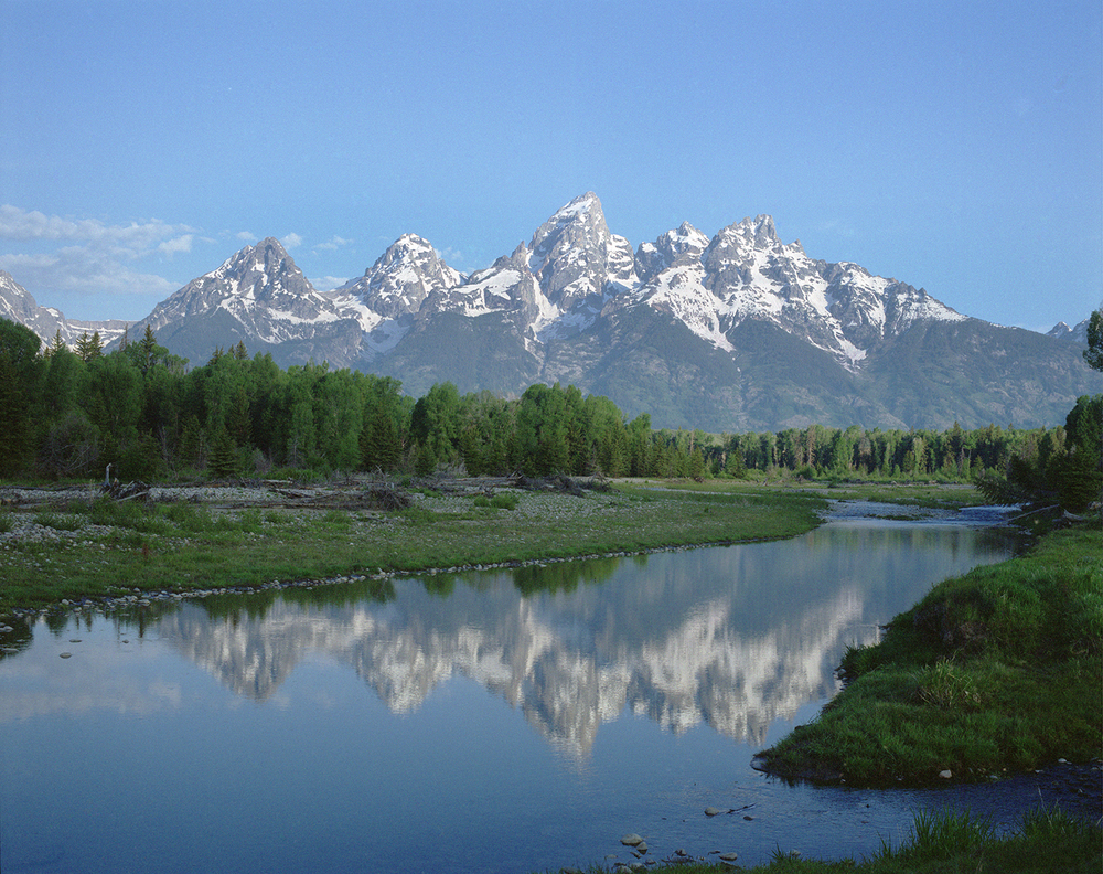 View from the Landing