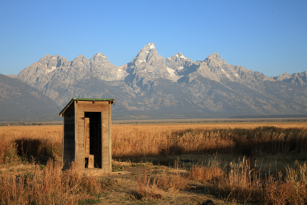 The Grand Outhouse