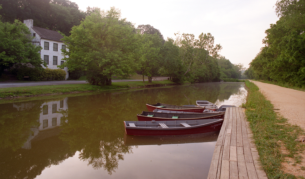The C&O Canal at Fletchers