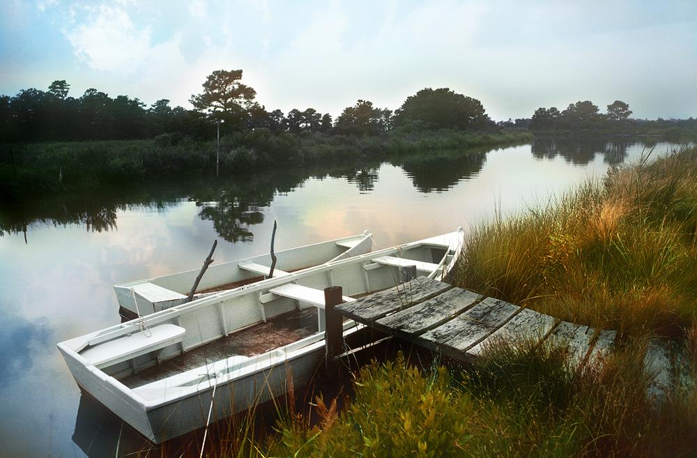 Dawn at George Island Landing
