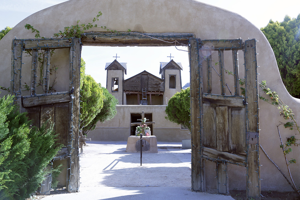 El Sanctuario de Chimayo