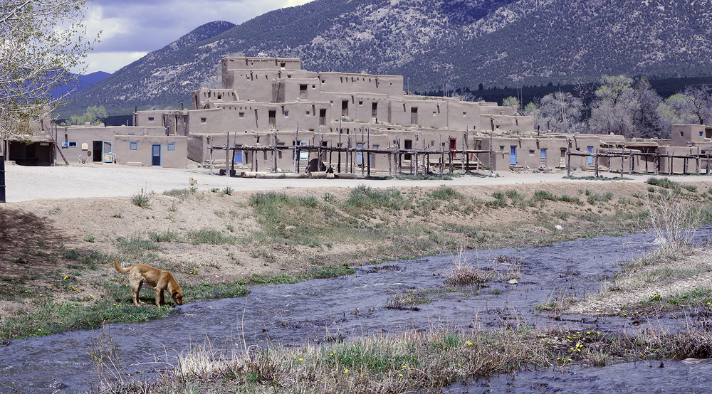 The Pueblo in Taos