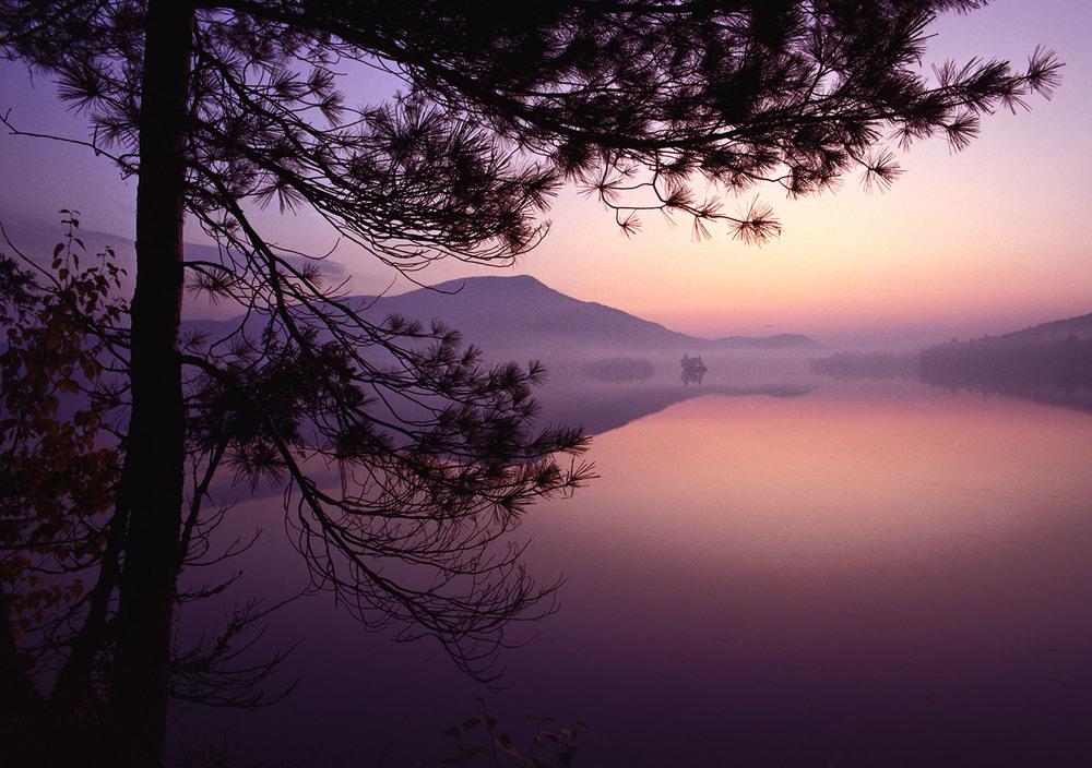 Blue Mountain Dawn