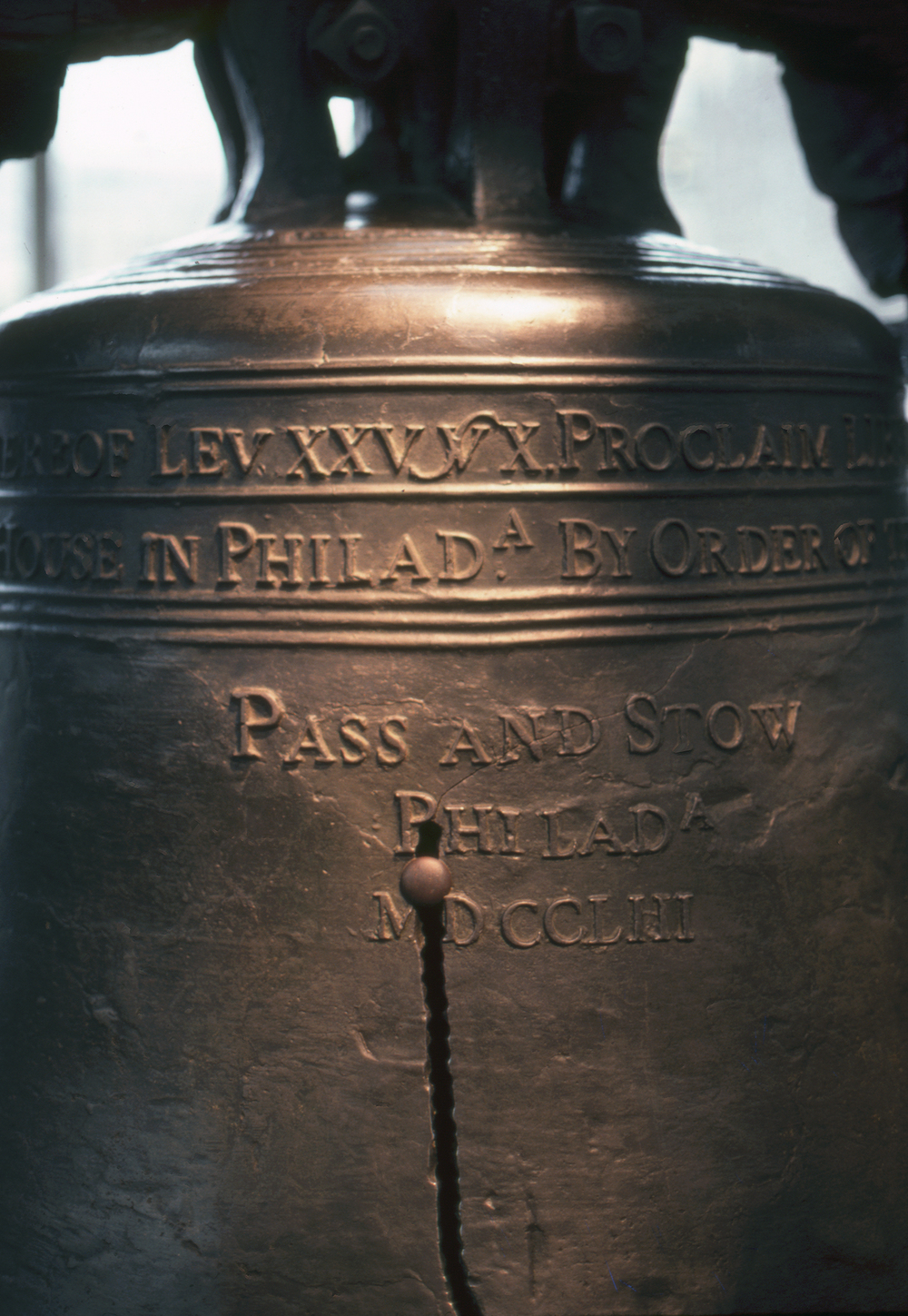 This Bell Rings for Liberty