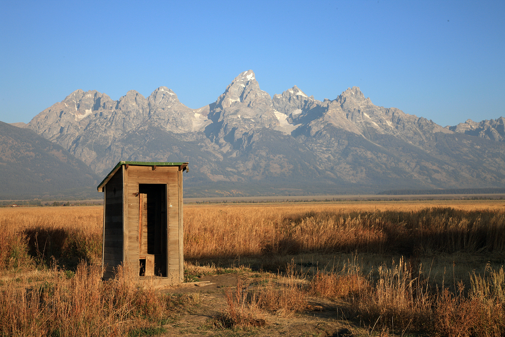 Grand Outhouse