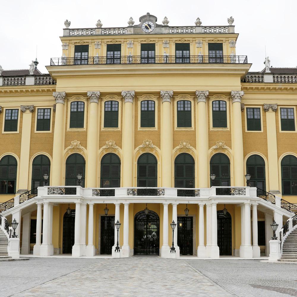 Schonbrunn Summer Palace