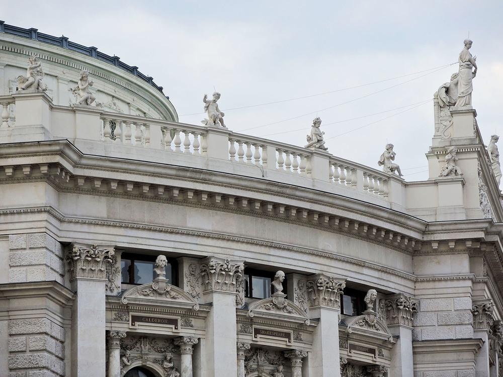 Hofburg Detail