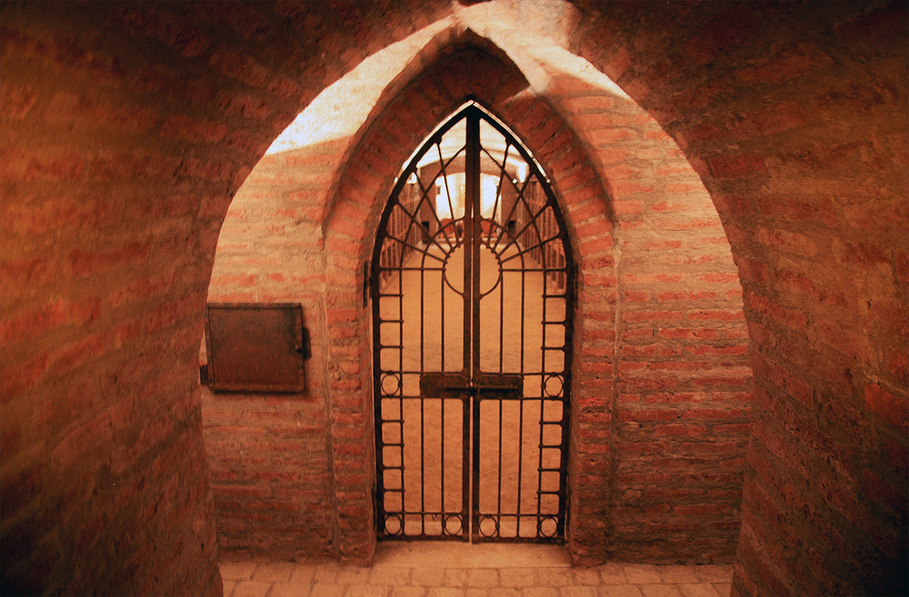 The Cellar at Underraga
