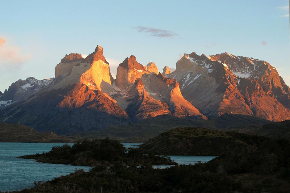 Rugged Patagonia