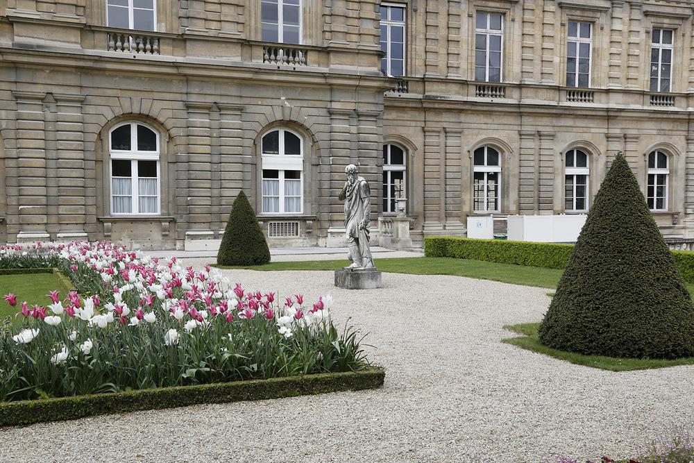 Luxenbourg Gardens
