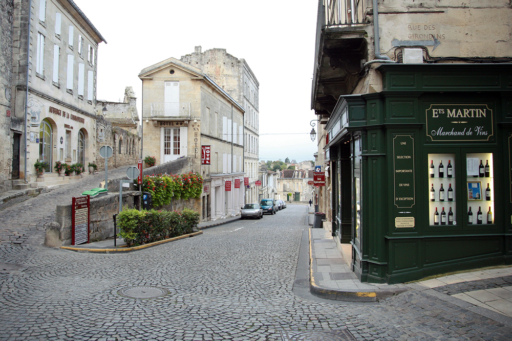 Early Morning in St. Emilion