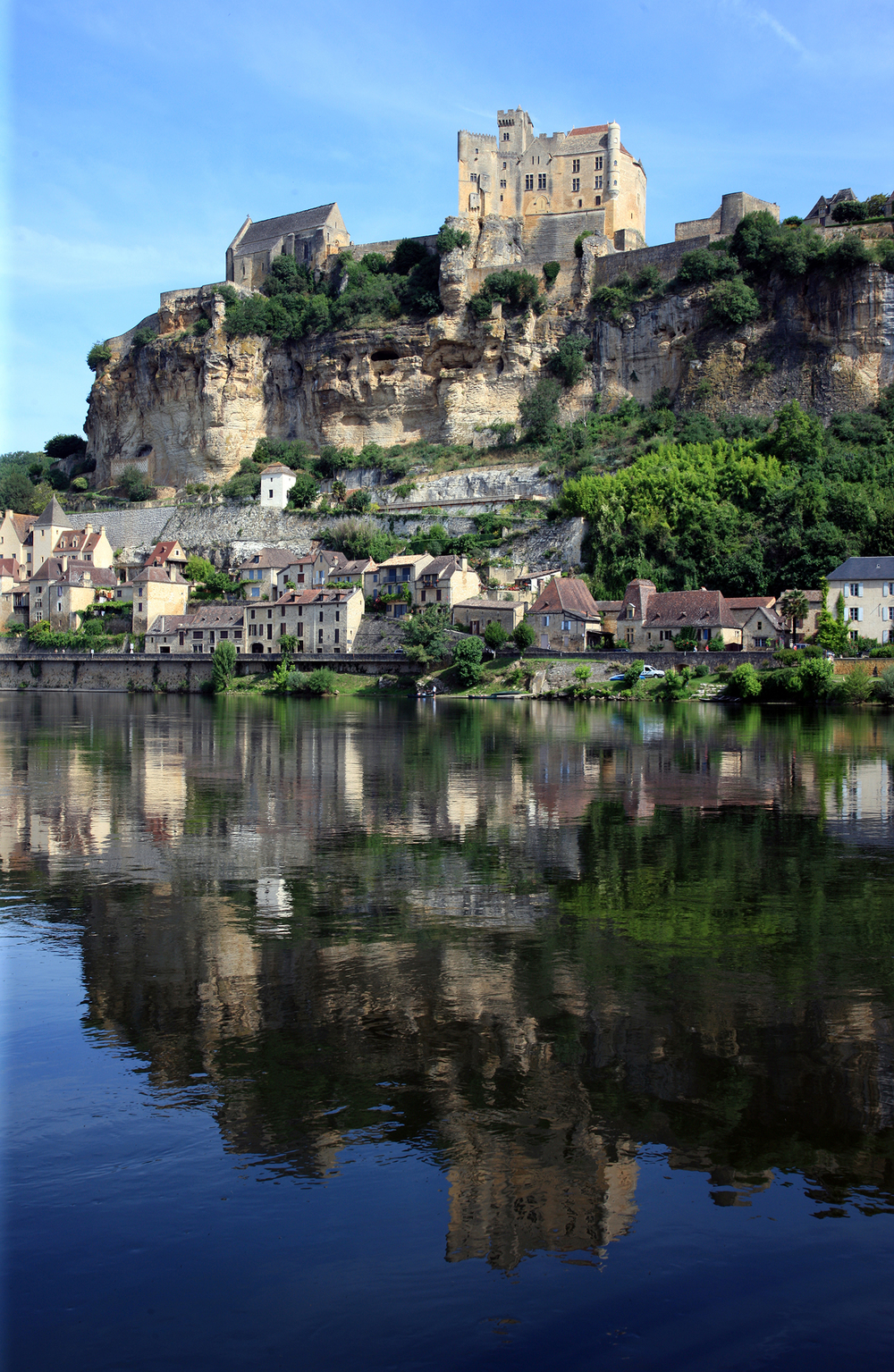 The Castle in Beynac
