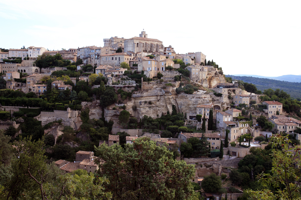 Gordes by First Light