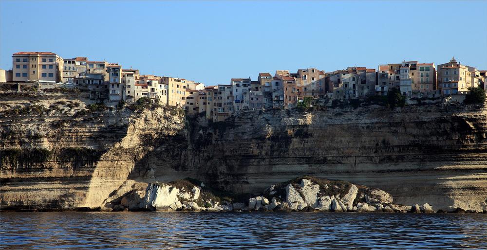 Rugged Corsica Coastline