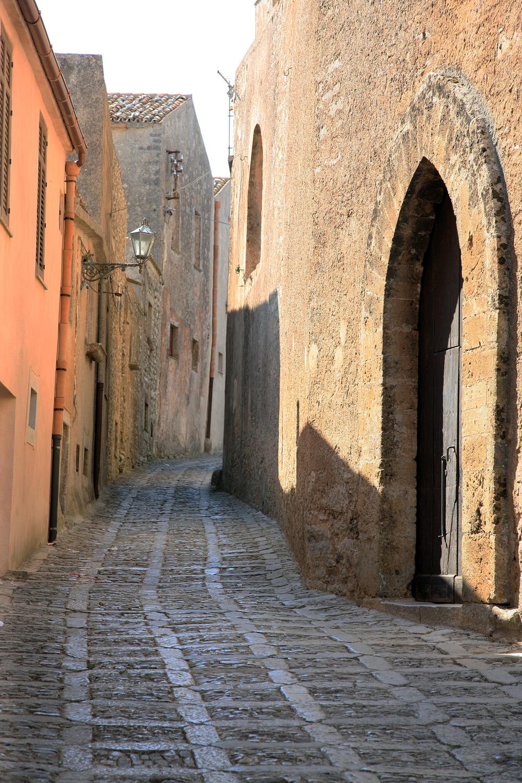 Street in Corsica