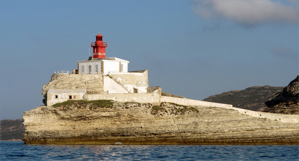 Lighthouse in Corsica