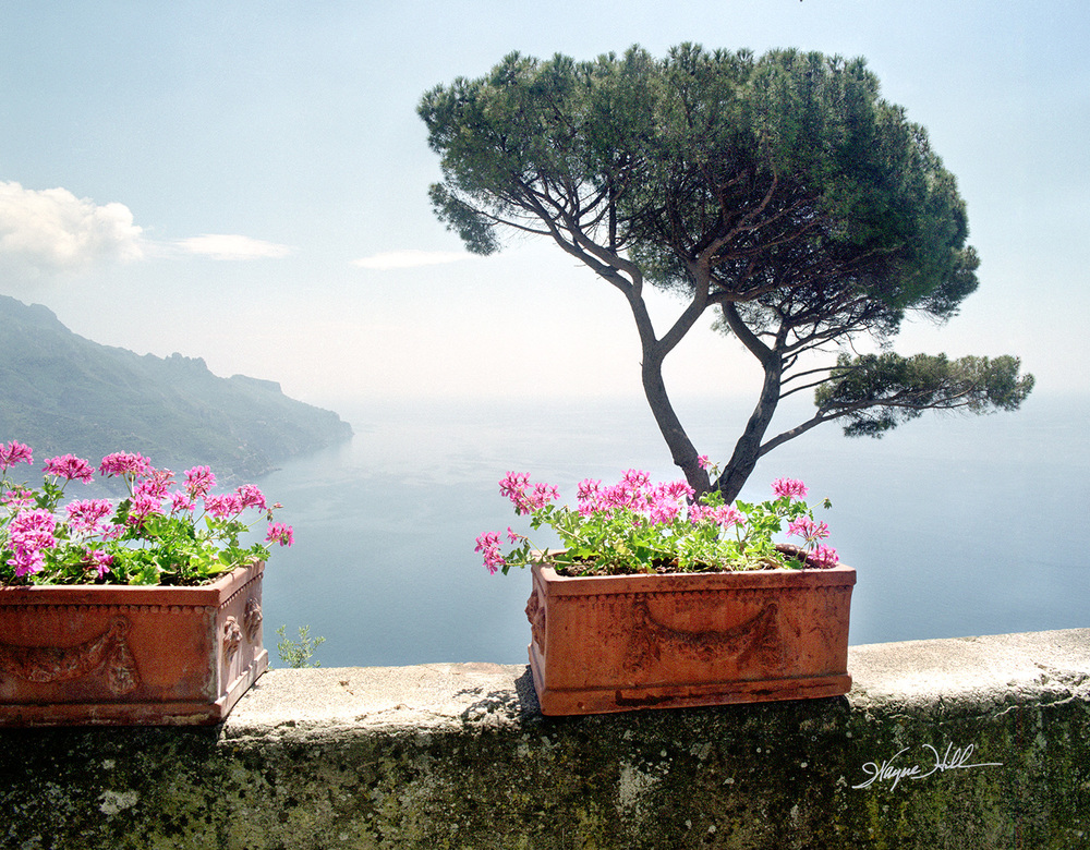Above Amalfi
