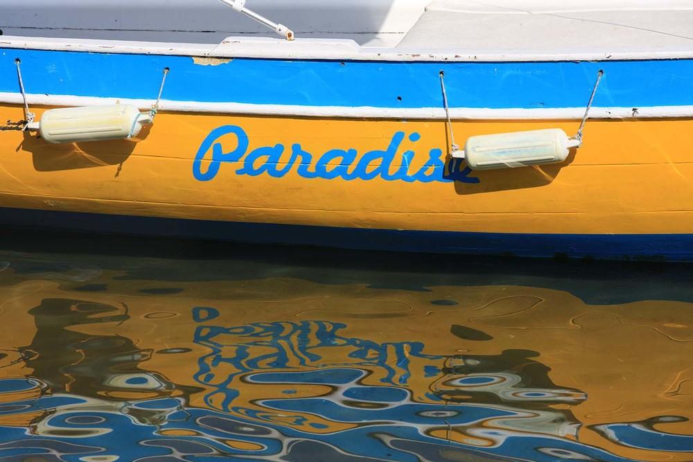 Paradise in Ponza