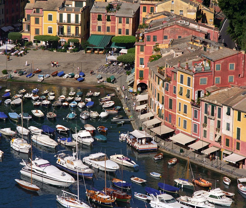 The Portofino Harbor