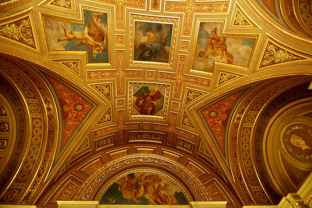 The Opera House Ceiling