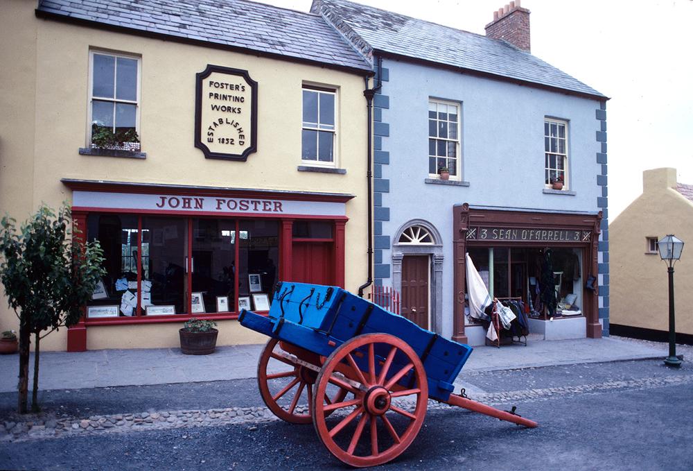 John Foster's Wagon
