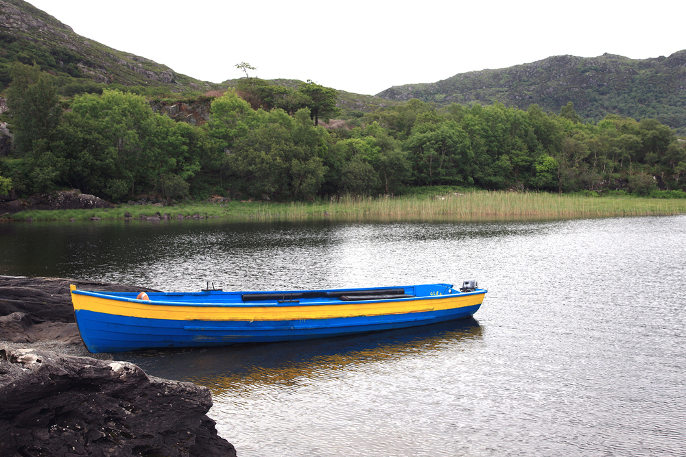 The Kenmare Boat