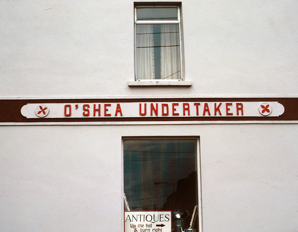 O'Shea Undertaker