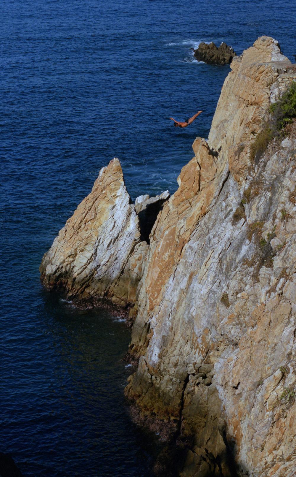 Acapulco Diver