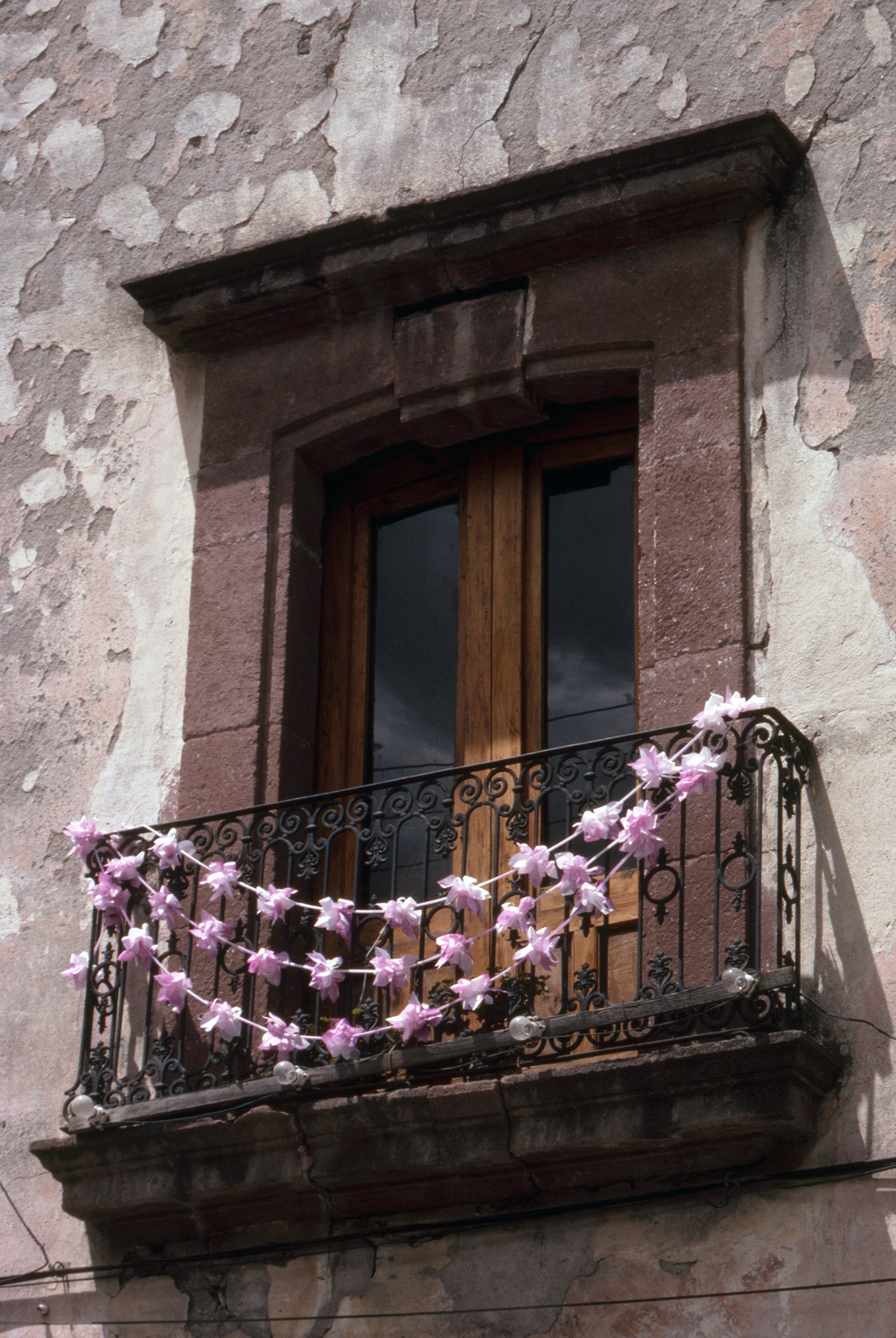 Window in San Miguel