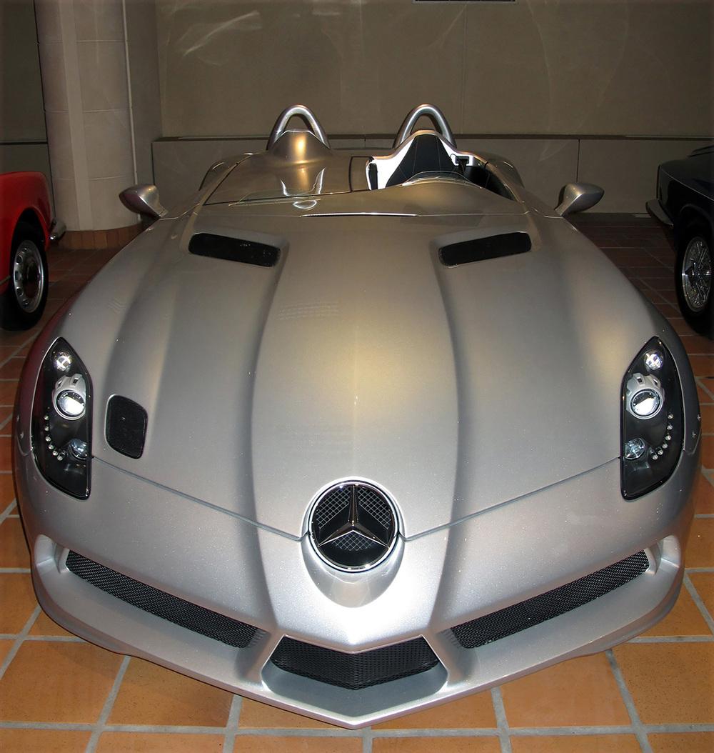 The McLaren