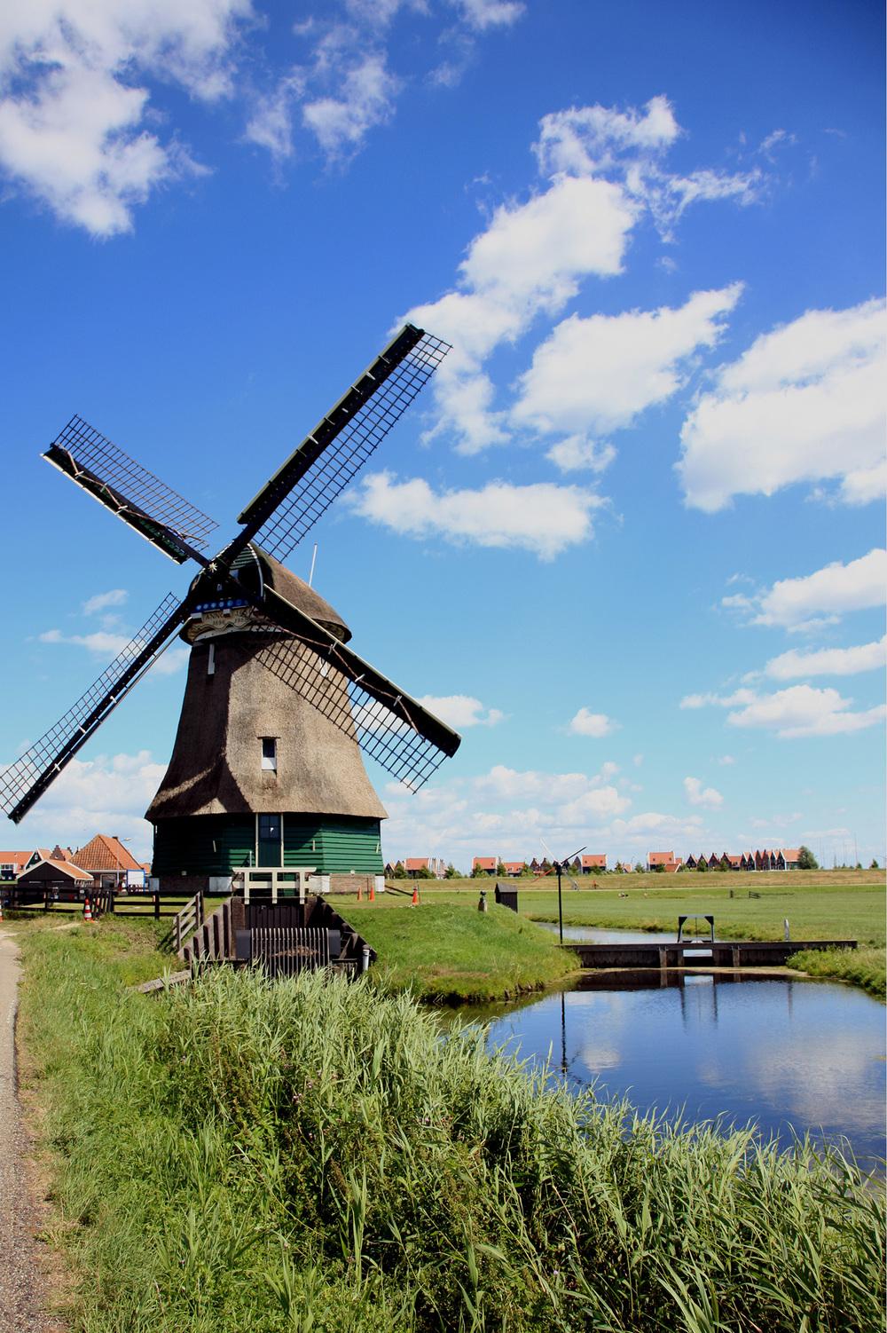 Volendam Windmill