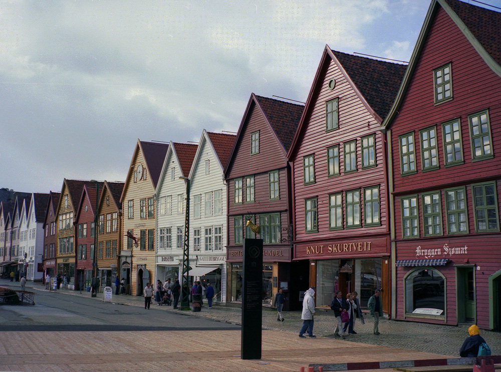 Shopping in Bergen