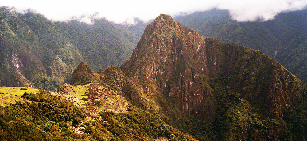 The View from the Inca Trail