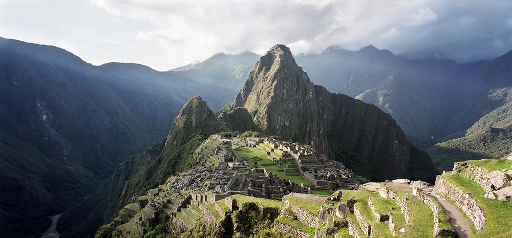 The Sanctuary at Machu Picchu