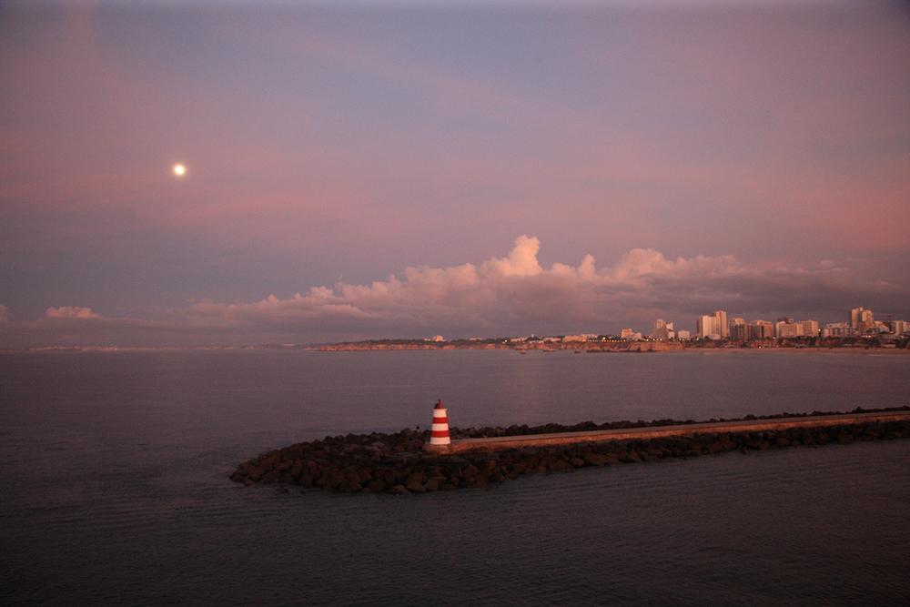 Sunrise in Portimao