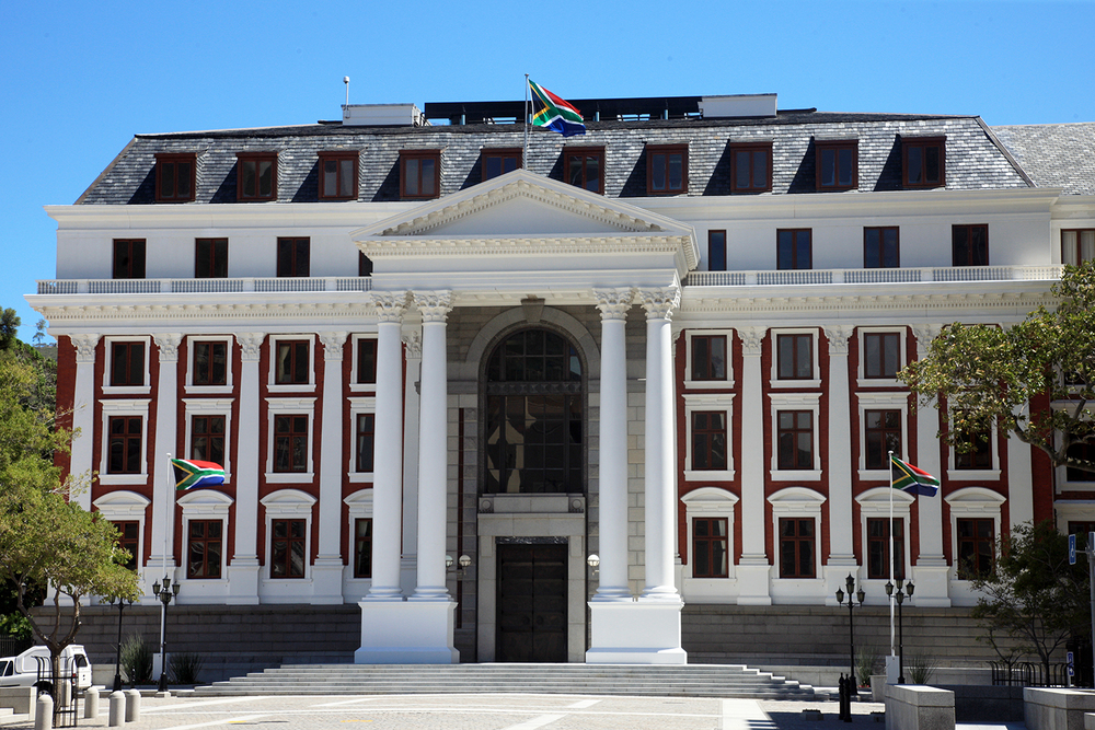 Cape Town Parliament