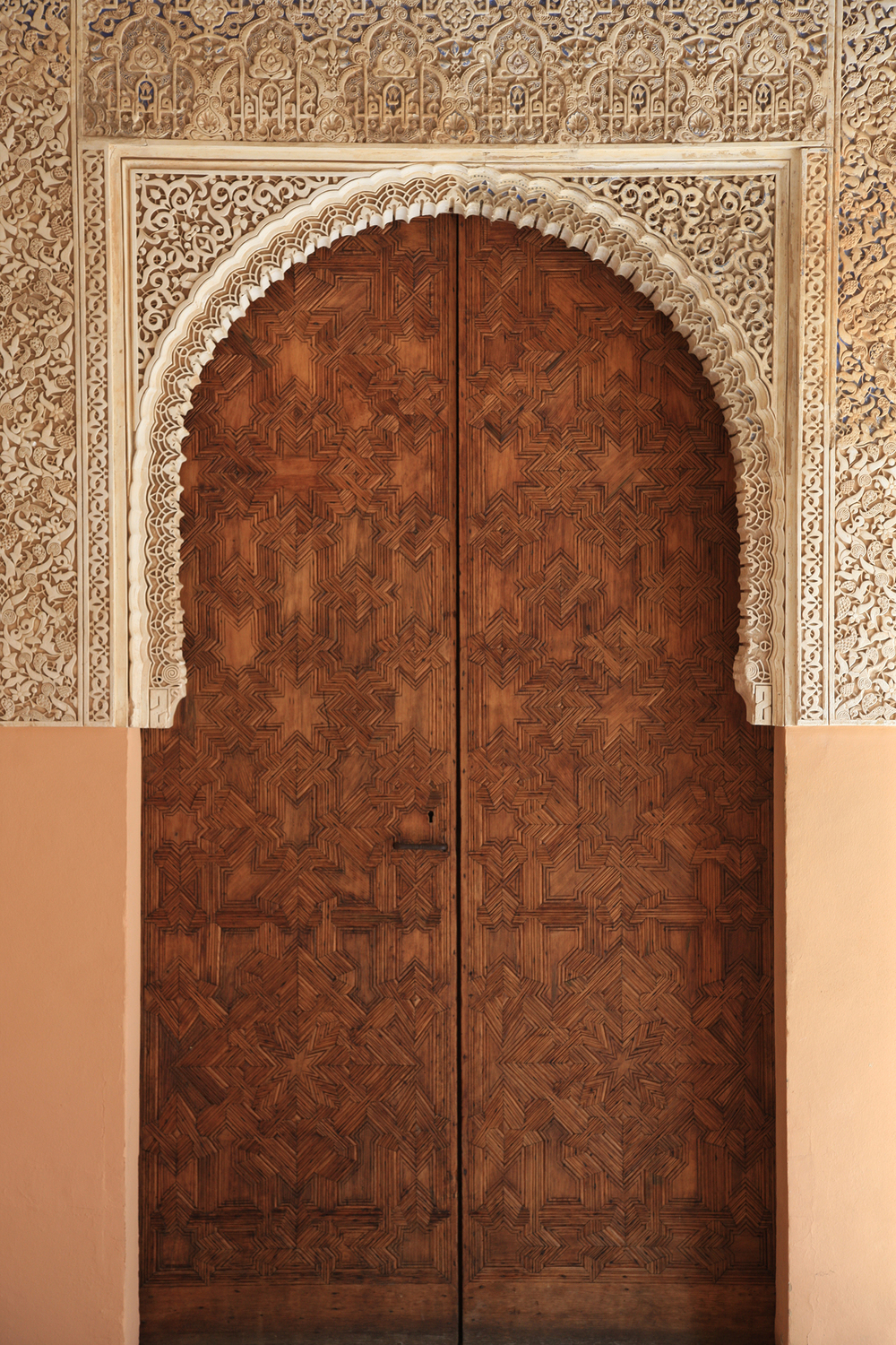 An Alhambra Door