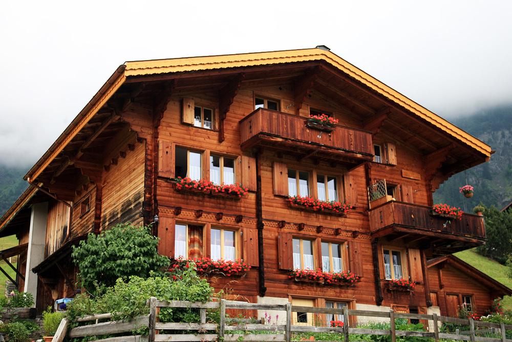 Bernese Chalet