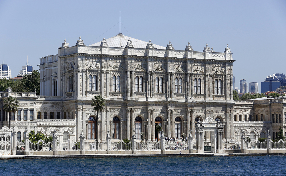 Palace on the Sea