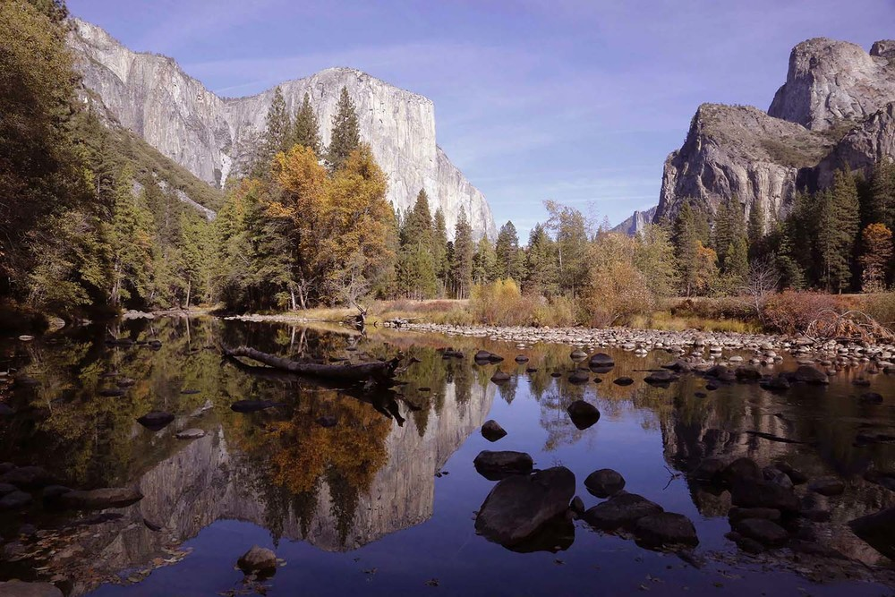 El Capitan and the Merced