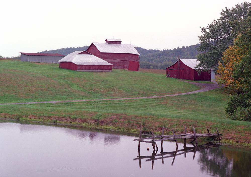 The Leon Barns