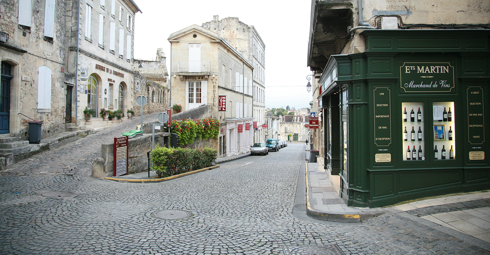 Morning in St. Emilion