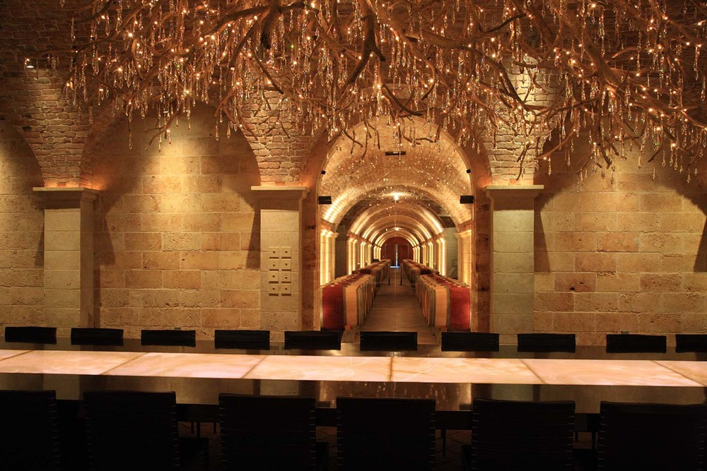 Private Tasting Room at Hall