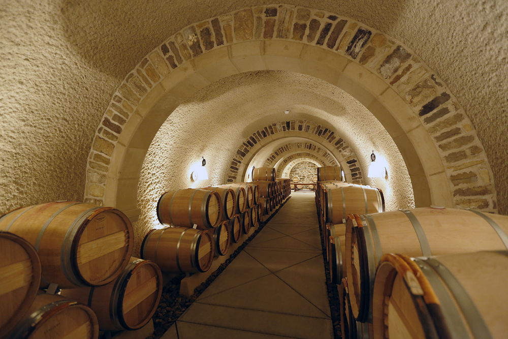 The Cellars of RdV