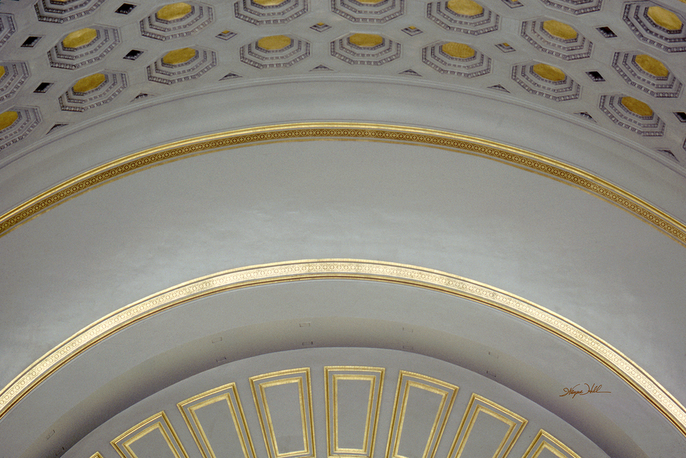 Ceiling of Union Station
