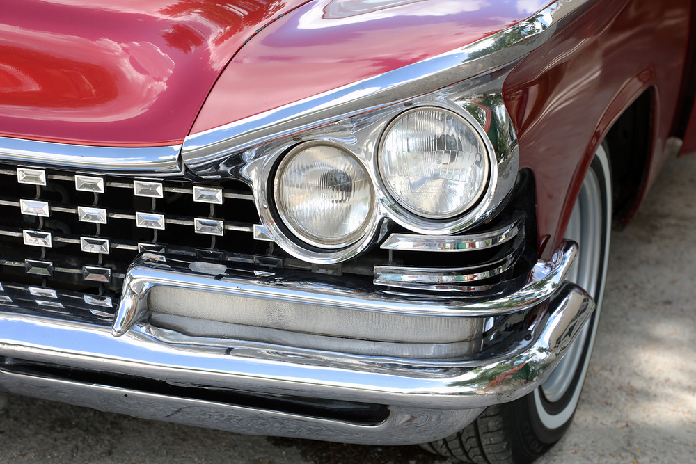 1959 Buick Angled Headlights