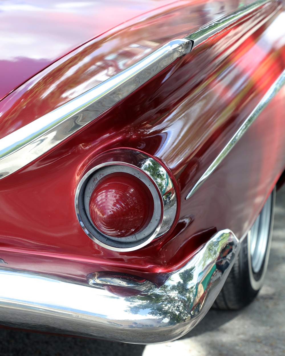 1959 Buick Tail Fin