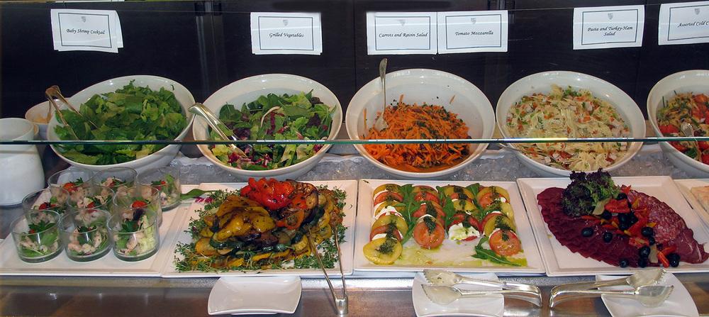 Seabourn Salad
