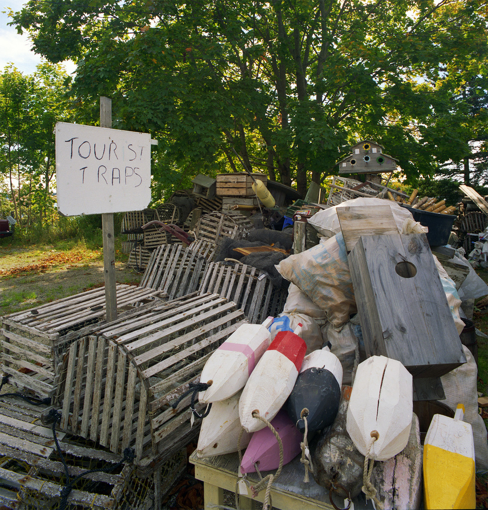 Tourist Traps